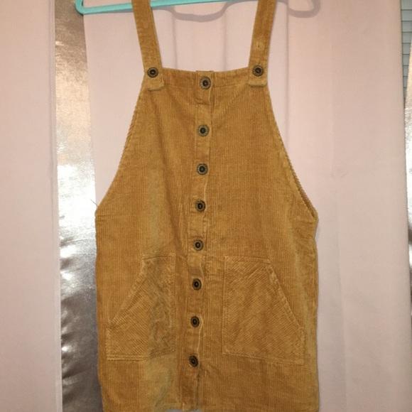 Forever 21 Dresses & Skirts - Forever 21 corduroy overall dress